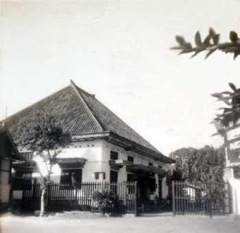 toko tjokrosuharto di masa lalu